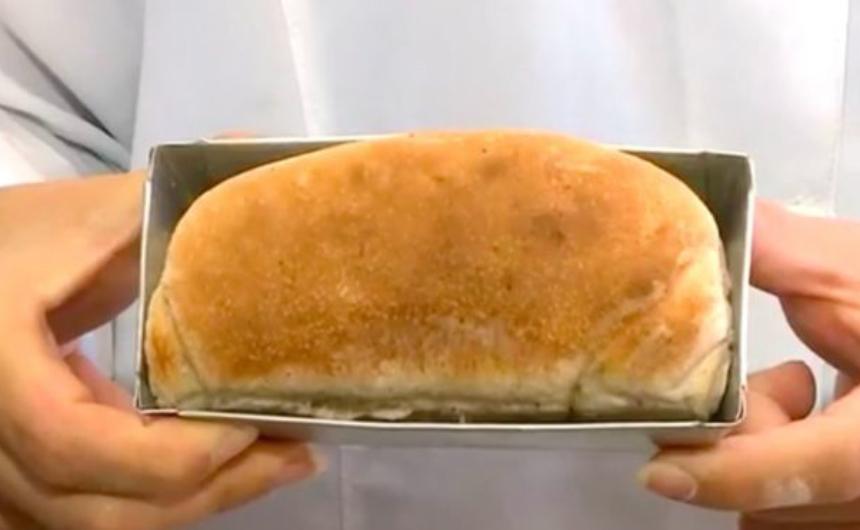 Kırmızı etten daha fazla protein içeren ekmek