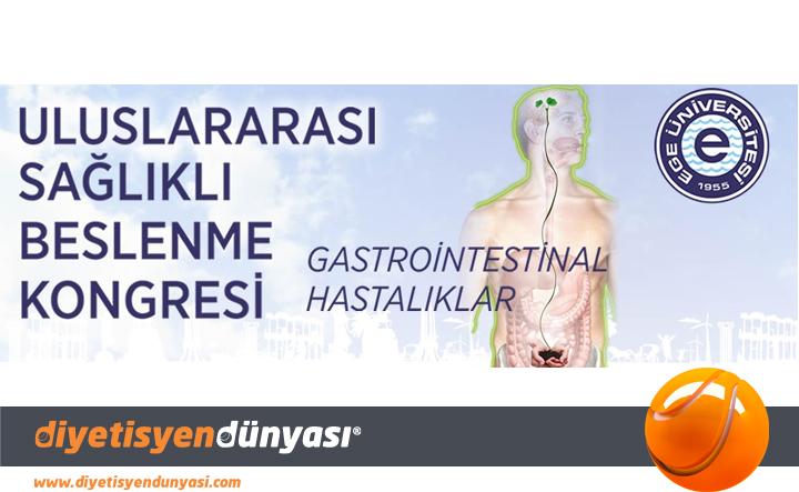 Beslenme Kongresi İzmir'de
