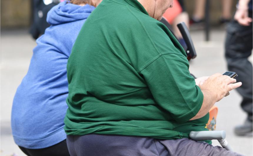 Obezitede Avrupa Şampiyonuyuz