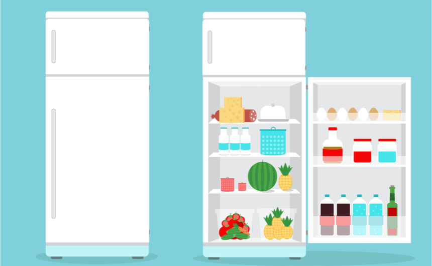 Salmonella Sonrası Buzdolabı Temizliğinin 5 Adımı