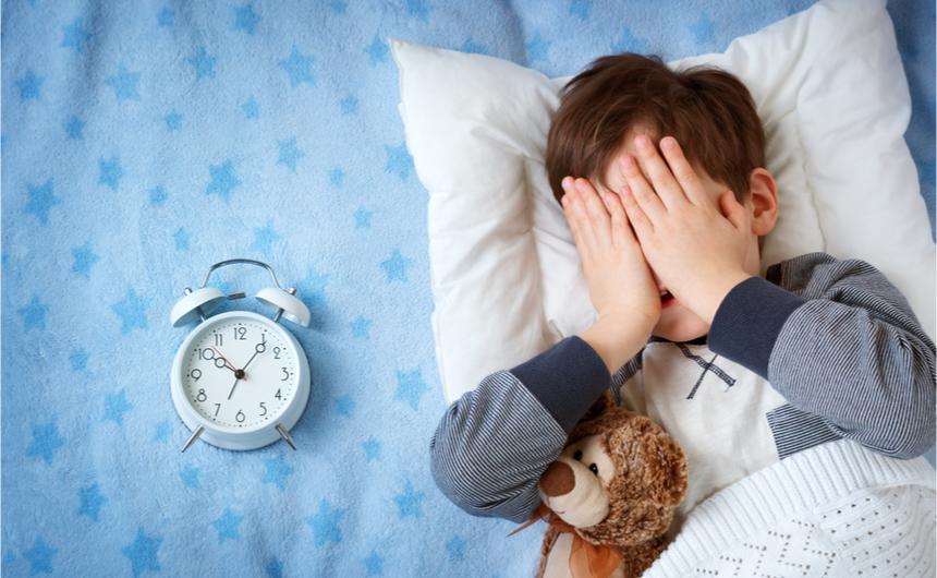 Çocuklarda Uyku Yoksunluğu Öğrenmeyi Azaltıyor